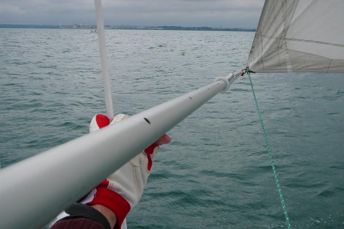 Make downwind sailing safer, easier, andfaster