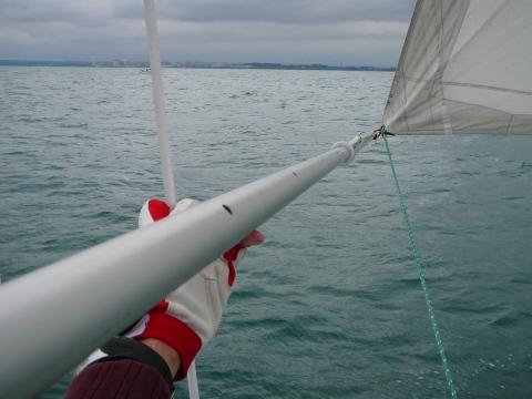 pole length